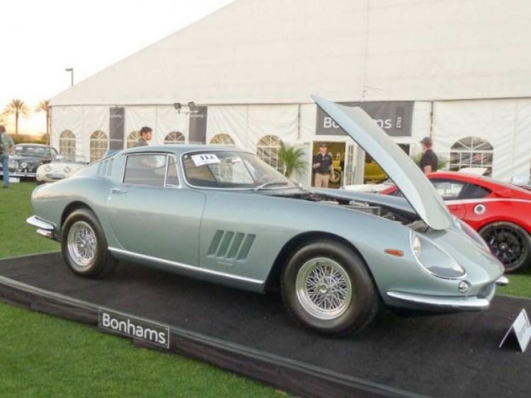 1966 Ferrari 275 GTB/6C Coupe