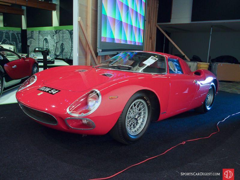 1964 Ferrari 250 LM Coupe, Body by Scaglietti