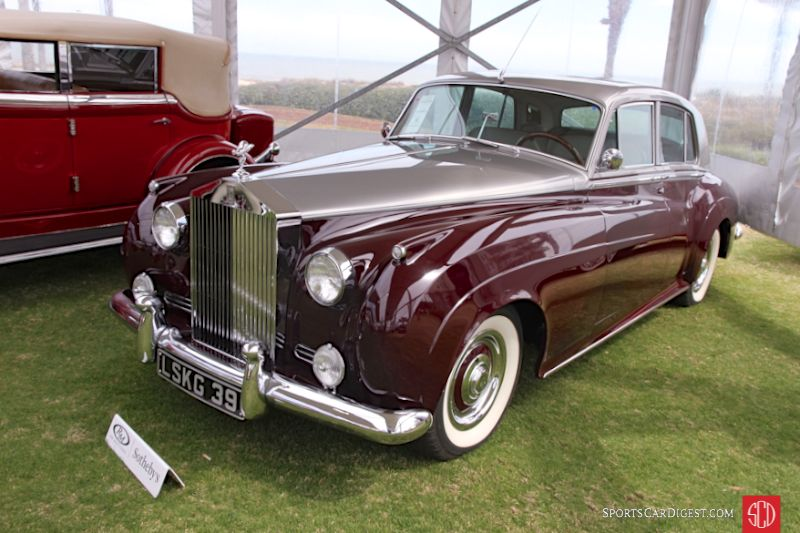 1959 Rolls-Royce Silver Cloud I Sedan