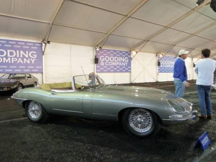 1963 Jaguar XKE SI 3.8 Roadster