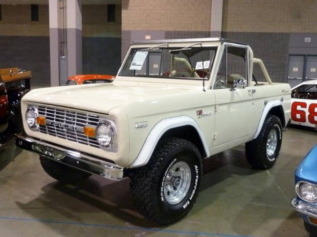 1969 Ford Bronco Utility