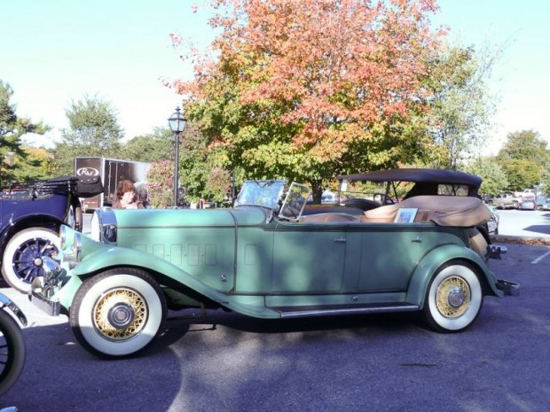 1931 Pierce-Arrow Model 42 Sport Phaeton