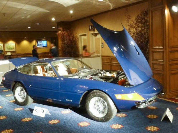 1973 Ferrari 365 GTB/4 Daytona Coupe