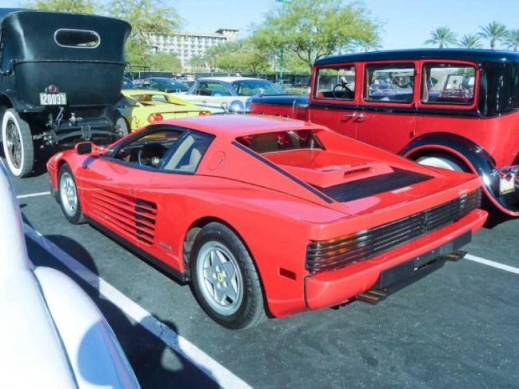 1990 Ferrari Testarossa Coupe