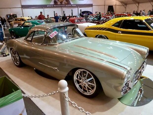 1962 Chevrolet Corvette Convertible Custom for sale