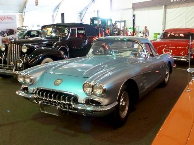 1958 Chevrolet Corvette FI Convertible for sale