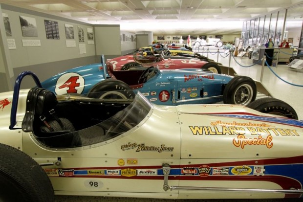 Parnelli Jones Willard Battery Special was the first 150 mph qualifier and 1963 Indy 500 winner