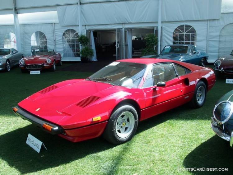 1977 Ferrari 308 GTB, Body by Pininfarina-Scaglietti