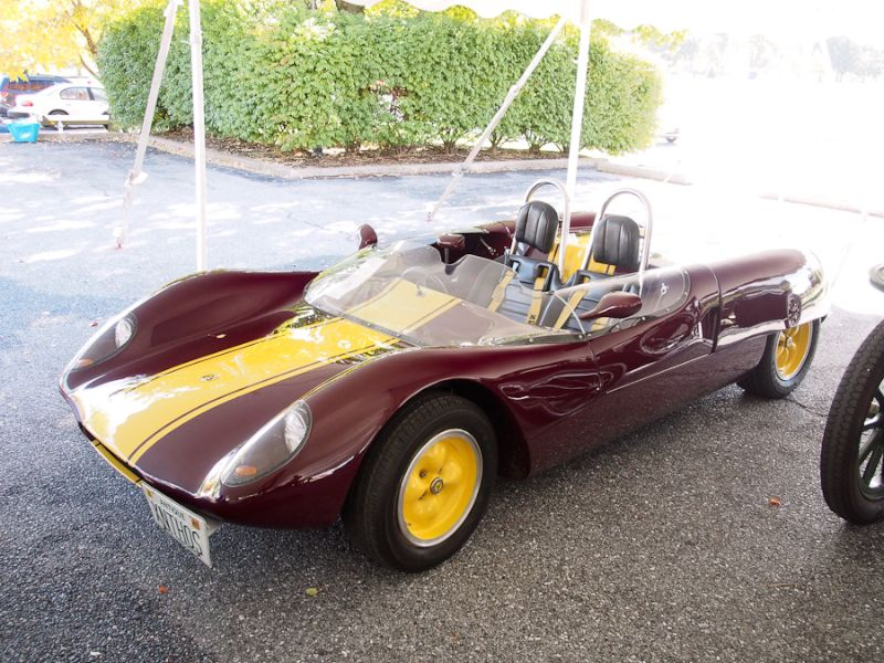 RM Auctions Hershey Auction Report - Xanthos sports cars