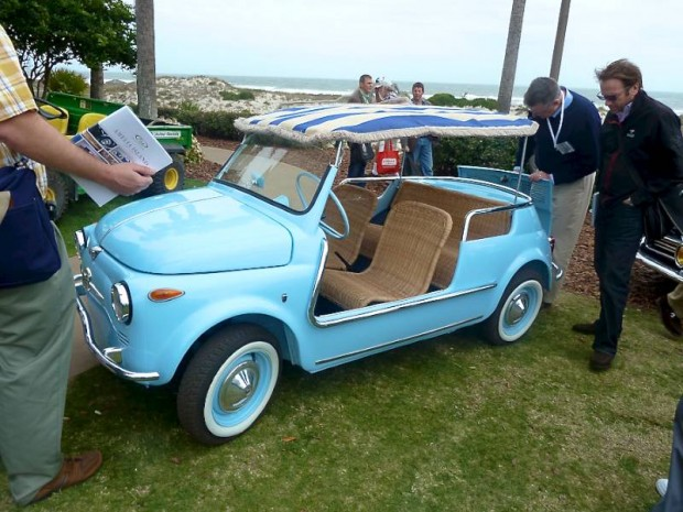 1958 Fiat 500 Jolly for sale