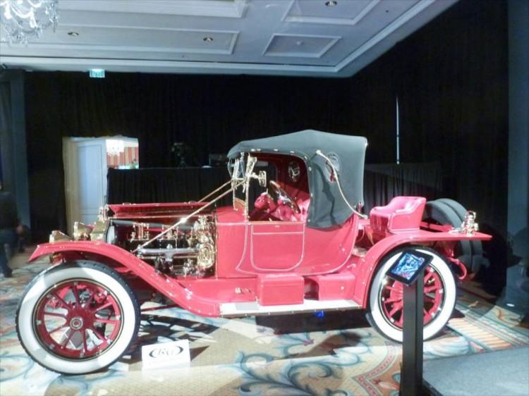 1914 Packard 1-38 Six Runabout