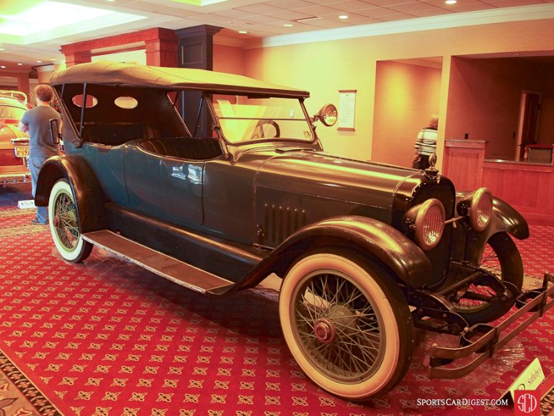 1922 Mercer Series 5 Sporting