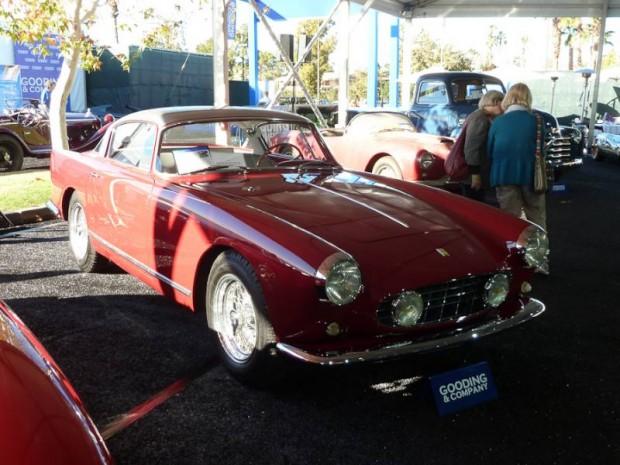 1957 Ferrari 250 GT Boano Low-Roof Berlinetta