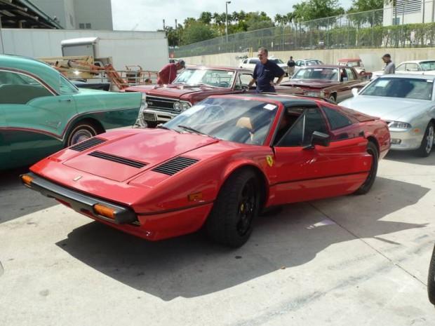 1984 Ferrari 308 GTSi QV