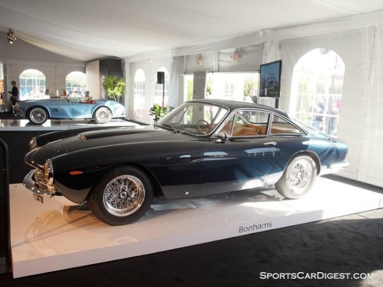1963 Ferrari 250 GT/L Lusso Coupe, Body by Pininfarina/Scaglietti