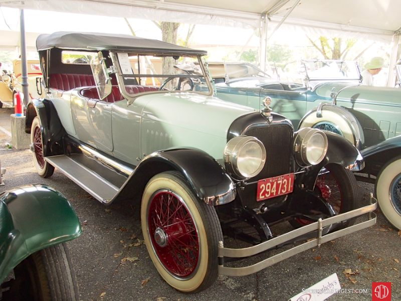 1923 Mercer Series 6 Sporting