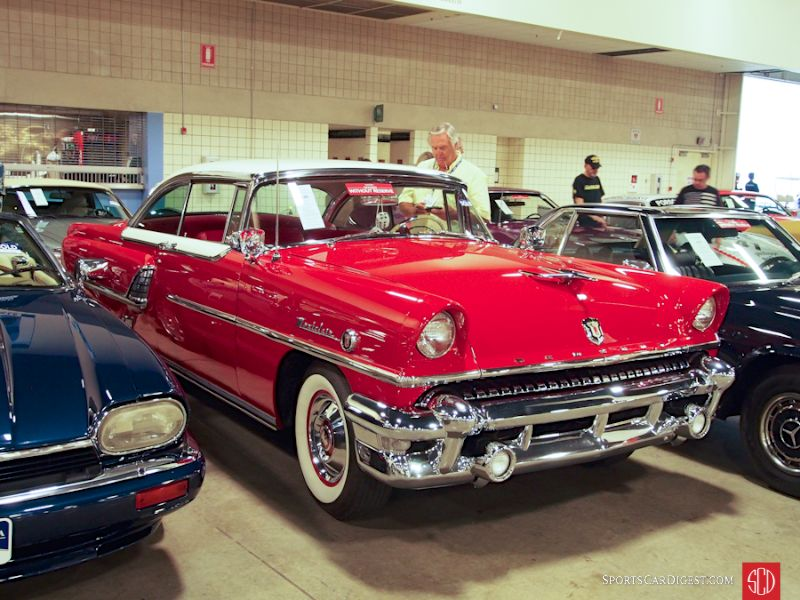 1955 Mercury Montclair 2-Dr. Hardtop