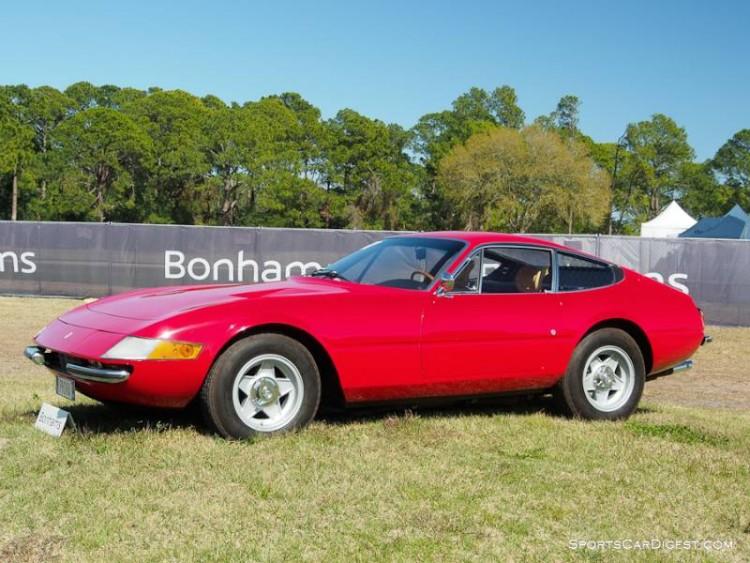 1973 Ferrari 365 GTB/4 Daytona Coupe, Body by Pininfarina-Scaglietti