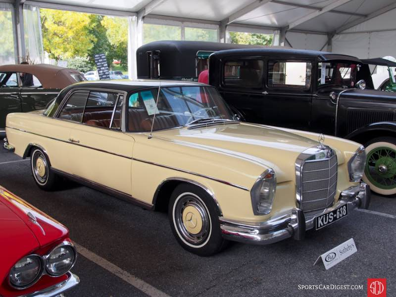1965 Mercedes-Benz 220 SE Coupe