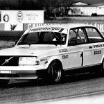 Celebrating 30th Anniversary of the Volvo 'Flying Brick'