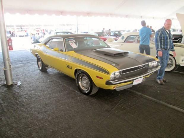 1970 Dodge Challenger T/A 2-Dr. Hardtop
