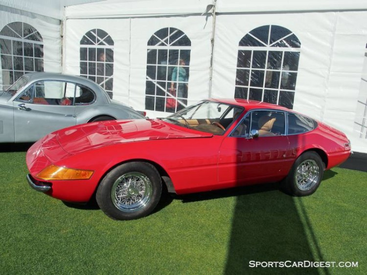 1971 Ferrari 365 GTB/4 Daytona Coupe, Body by Pininfarina/Scaglietti