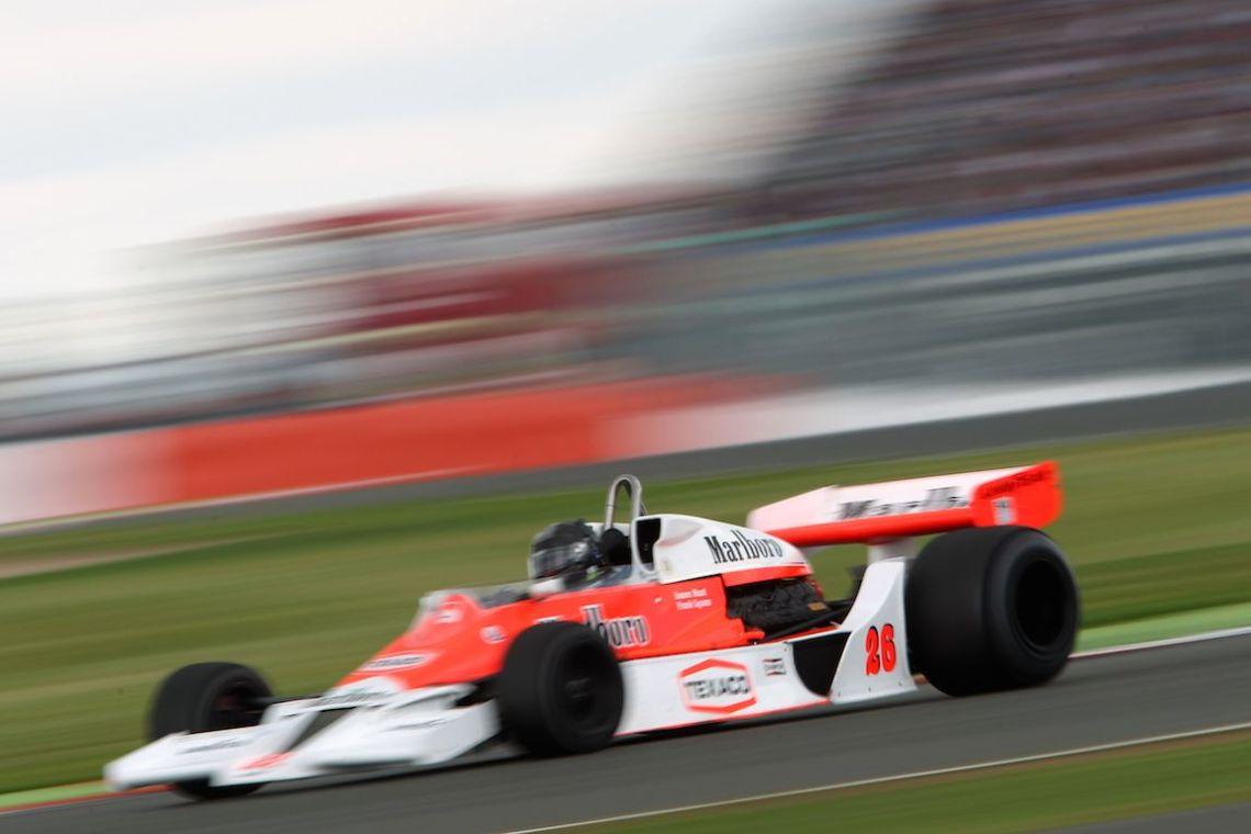Frank Lyons' McLaren M26