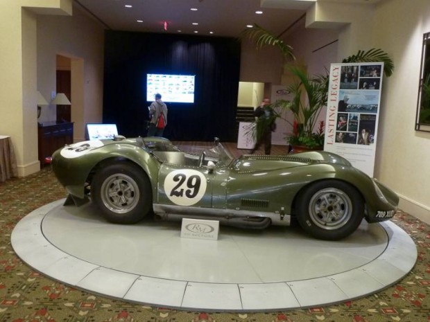 1959 Lister-Chevrolet Sports Racer