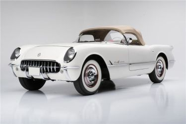 "1955 Chevrolet Corvette Convertible ""Serial One"""