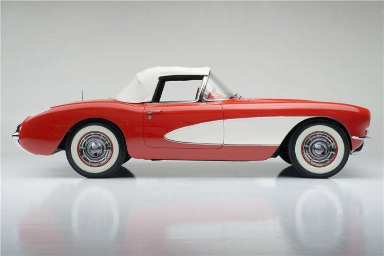"1956 Chevrolet Corvette Convertible ""Serial One"""