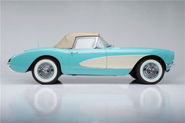 "1957 Chevrolet Corvette Convertible ""Serial One"""