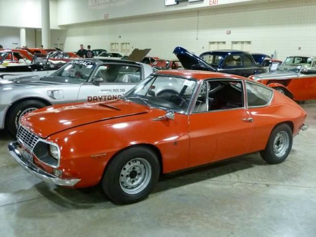 1967 Lancia Fulvia Sport Coupe Zagato