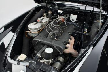 Alfa Romeo 1900 C Sprint Pinin Farina Coupe Engine