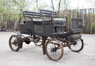 1901 Locomobile Style 5 Locosurrey Bonhams Simeone 2016