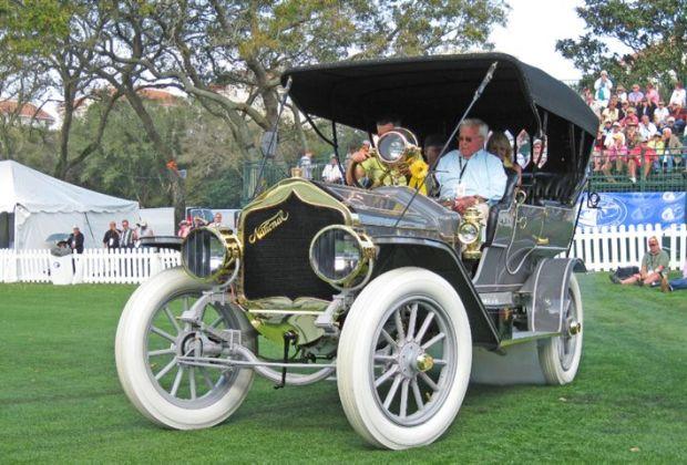 1906 National Model E, John W. Rich, Sr., Pottsville, PA