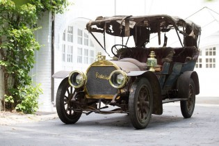 1908 Rainier Model D 45/50hp Seven Passenger Touring
