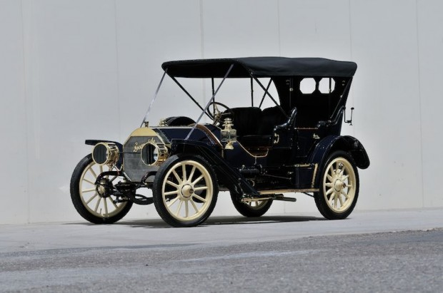 1909 Locomobile Model 40 Type I Demi Tonneau