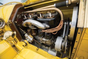 1911 Oldsmobile Autocrat Engine