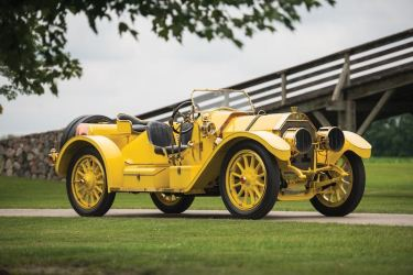 1911 Oldsmobile Autocrat Side