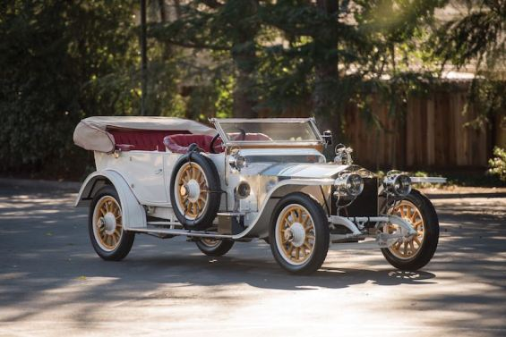 1911 Rolls-Royce 40/50 HP Silver Ghost Tourer by Lawton (photo: Darin Schnabel)