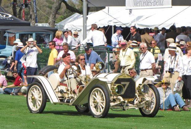 1911 Mercer Series 5 Raceabout