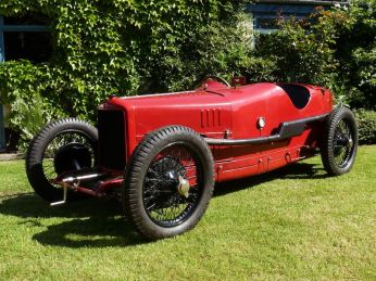 1923 Newton Brooklands 200 Miles Race Car