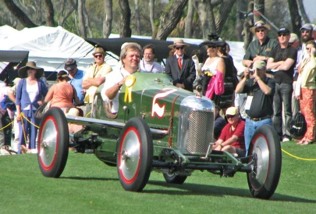 1923 Miller Special 122 Supercharged, A. Dano Davis, Jacksonville, FL