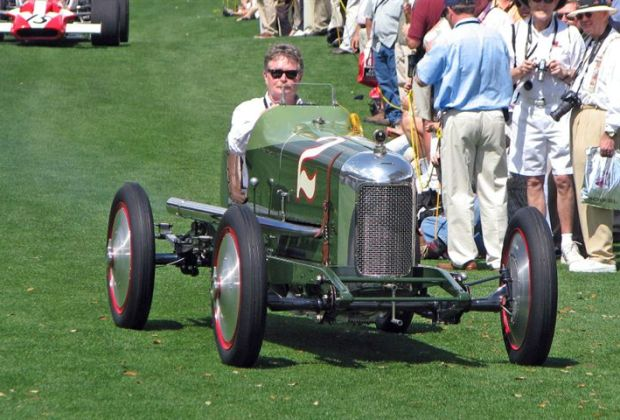1923 Miller Special 122 Supercharged won Best of Show, Concours de Sport at the 2009 Amelia Island Concours d'Elegance