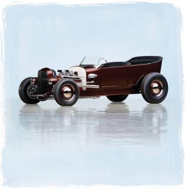 "1927 Ford Custom ""Voodoo Doll"""