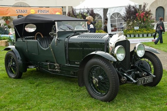 1928 Bentley 4.5 Litre Le Mans VDP XR-3337