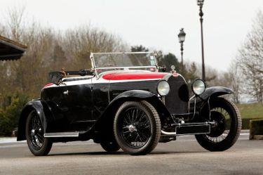 1929 Bugatti Type 40 Roadster