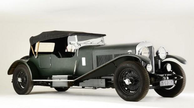 1931 Bentley 8 Litre Sports Tourer