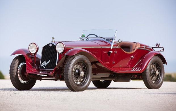 1932 Alfa Romeo 6C 1750 Series V Gran Sport