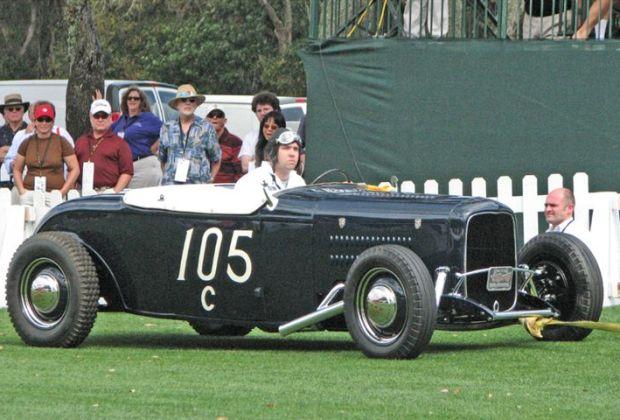 1932 Ford Roadster, Chuck Longley, Deland, FL
